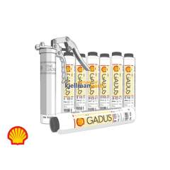 SHELLGADUS S2 V220AC 2 400g Lube-Shuttle