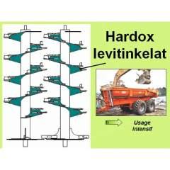 JEANTIL EVR EPAN 5 HARDOX 2 m LISÄHINTA