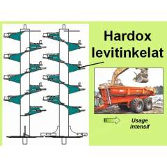 JEANTIL EVR EPAN 5 HARDOX 2,25 m LISÄHINTA
